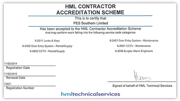 HML_Certification