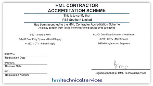 HML_Certification